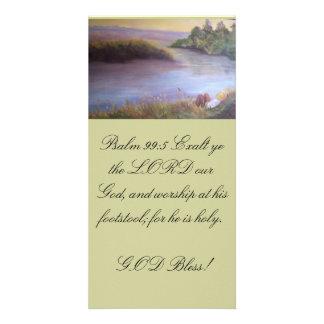 SL 22,1- marcador/bookmark Photo Card