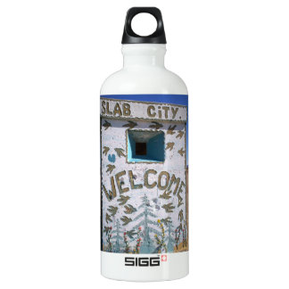 Slab City Aluminum Water Bottle