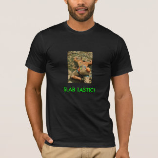Slab climbing! T-Shirt