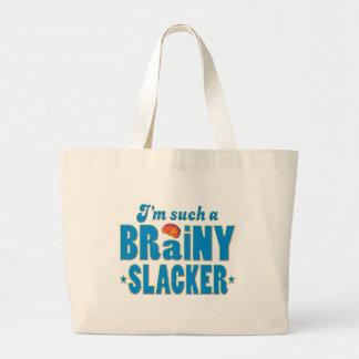 Slacker Brainy, Such A Canvas Bag