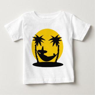 slacker hammock icon t-shirt