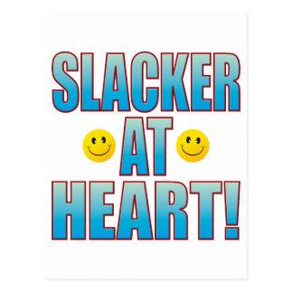 Slacker Heart Life B Postcard
