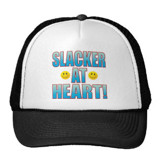 Slacker Heart Life B Trucker Hat