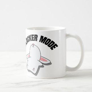 Slacker Mode Mug
