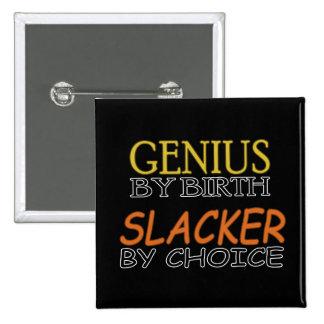 Slacker por la opción pins