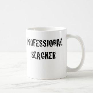 Slacker profesional taza