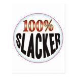 Slacker Tag Postcard