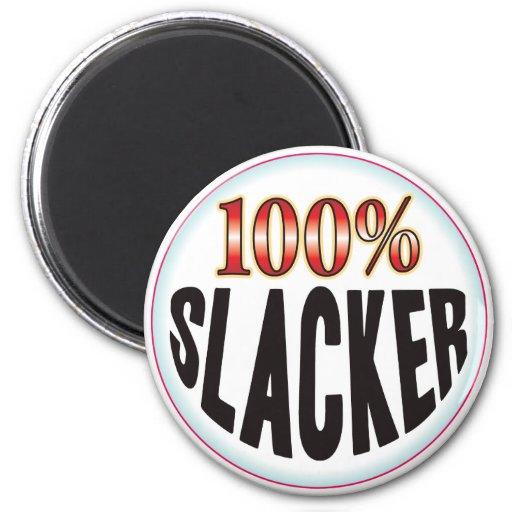 Slacker Tag Refrigerator Magnets