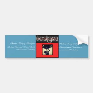 Slackers, Kings & Hooligans Cubics Rube Bumper Sticker