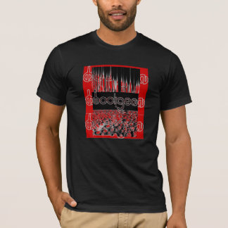 Slackers, Kings & Hooligans Melting Version 2 T-Shirt