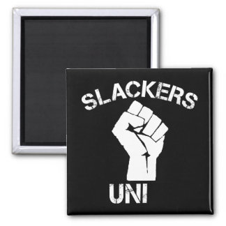 Slackers Unite Refrigerator Magnets