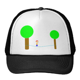 Slackline for Baby Trucker Hat