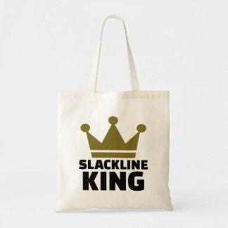 Slackline King Tote Bag