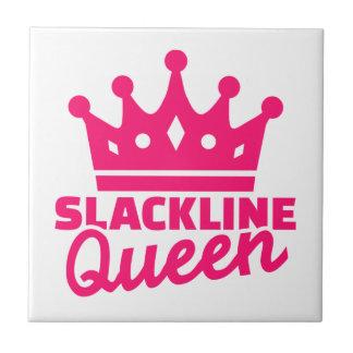 Slackline Queen Ceramic Tile