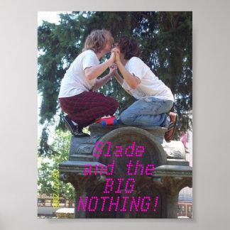 ¡Slade y el GRANDE NADA Poster 1
