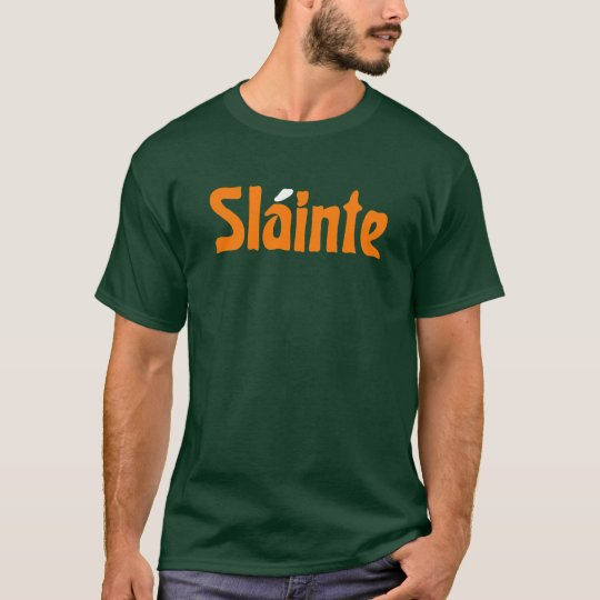 Slainte 2 T-Shirt
