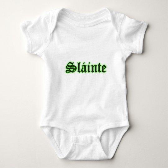 Slainte Baby Bodysuit