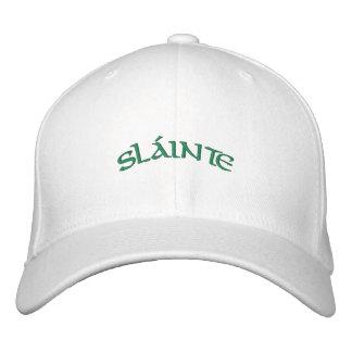 Sláinte - casquillo gorras de beisbol bordadas