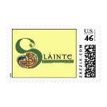 Slainte Celtic Knotwork Stamp
