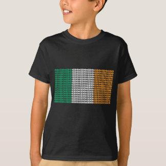 Slainte Flag Dark Kids' T-shirt