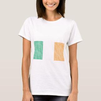 Slainte Flag Women's Fitted T-shirt