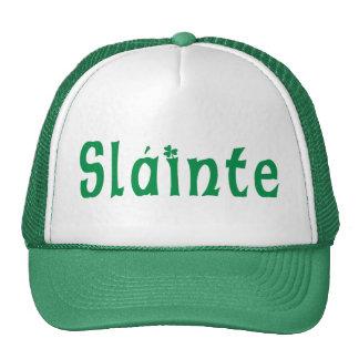 Slainte Irish Gift Trucker Hat