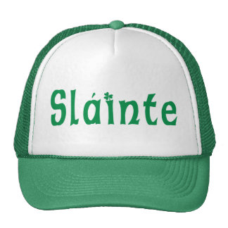 Slainte Irish Gift Trucker Hat