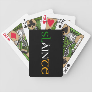 Slainte Playing Cards