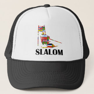 Slalom Trucker Hat