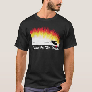 "Slalom Water Ski ""Smoke On The Water"" T-Shirt"