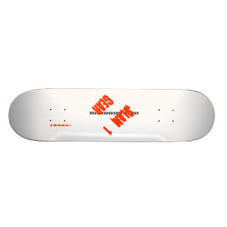 SLAM 1 GEAR Skate Board
