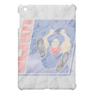 slam basketball design iPad mini cover