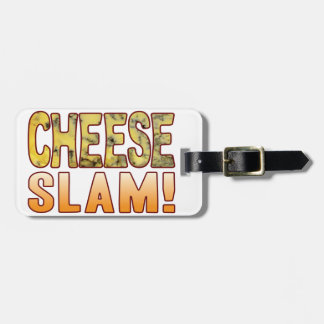 Slam Blue Cheese Bag Tag