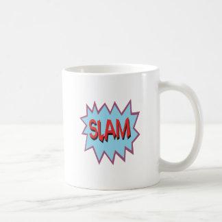 Slam Classic White Coffee Mug