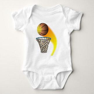 Slam-Dunk Baby Bodysuit
