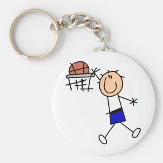 Slam Dunk Basketball - Blue Tshirts and Gifts Keychains
