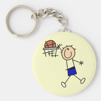 Slam Dunk Basketball - Blue Tshirts and Gifts Keychain