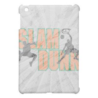 slam dunk basketball design cover for the iPad mini