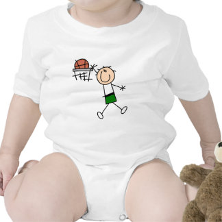 Slam Dunk Basketball Green T-shirts and gifts