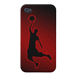 Slam Dunk Basketball iPhone 4/4S Cases