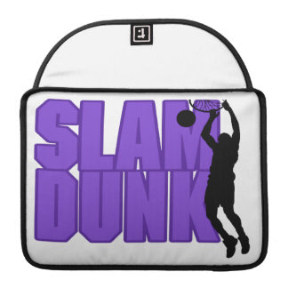 Slam Dunk Basketball MacBook Pro Sleeve