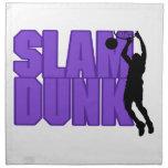 Slam Dunk Basketball Napkin
