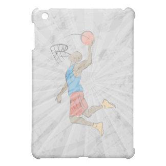 slam dunk basketball player case for the iPad mini