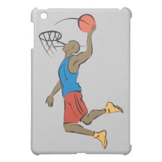 slam dunk basketball player iPad mini cases