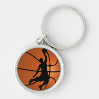 Slam Dunk Basketball Player Key Chains