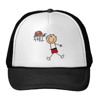 Slam Dunk Basketball - Red T-shirts and Gifts Trucker Hat