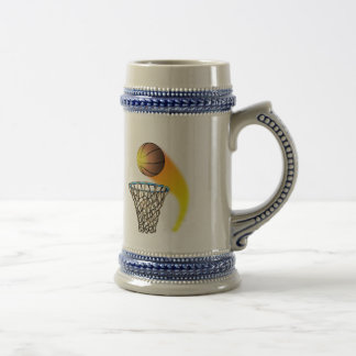 Slam-Dunk Beer Stein