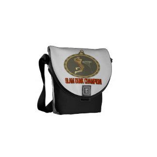 Slam Dunk Champion Messenger Bag