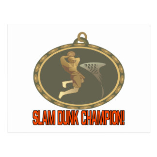 Slam Dunk Champion Post Cards