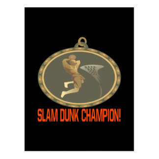 Slam Dunk Champion Postcards